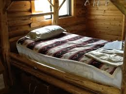 Bed at Basecamp